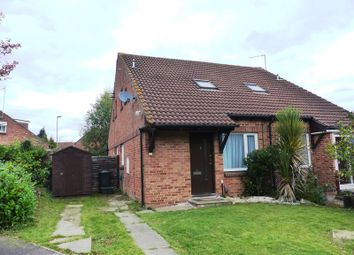 Thumbnail 1 bed semi-detached house for sale in Van Dyck Close, Basingstoke