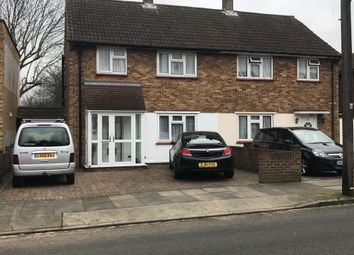 Thumbnail 3 bed semi-detached house for sale in Denton Road, Welling