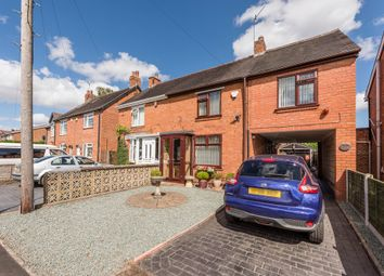 Thumbnail 3 bed semi-detached house for sale in Wildmoor Lane, Catshill, Bromsgrove