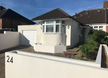 Thumbnail 3 bed semi-detached house for sale in Harefield Road, Sidcup