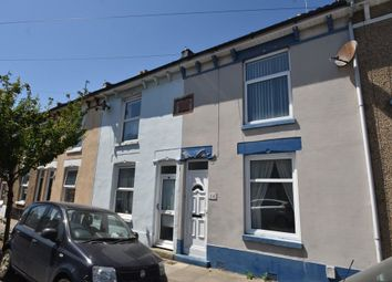 Thumbnail 2 bed terraced house for sale in Owen Street, Southsea