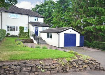 Thumbnail 4 bed semi-detached house for sale in Mill Lane, Standon, Staffordshire
