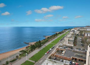 Thumbnail 3 bed flat for sale in The Leas, Folkestone