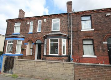 Thumbnail 2 bed terraced house to rent in Wargrave Road, Newton-Le-Willows