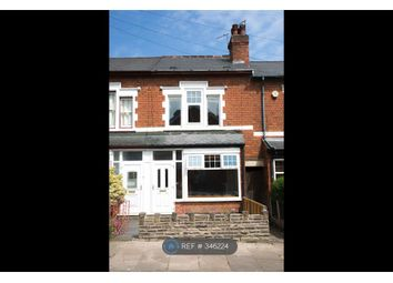Thumbnail 3 bed terraced house to rent in Midland Road, Birmingham