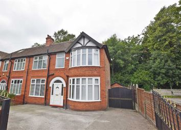 Thumbnail 4 bedroom semi-detached house for sale in Kingsway, Didsbury, Manchester