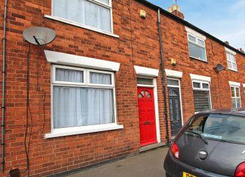 Thumbnail 2 bed terraced house for sale in Liddington Street, Nottingham