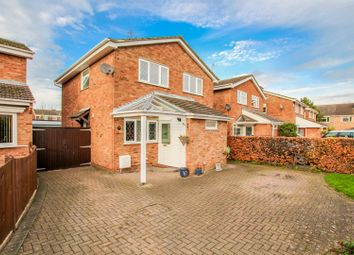 Thumbnail 4 bed detached house for sale in Reynes Close, Marston Moretaine
