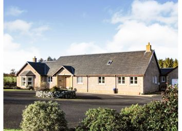 Thumbnail 4 bed detached house for sale in Rennieston, Jedburgh