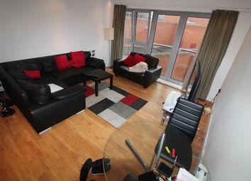 Thumbnail 3 bedroom flat to rent in Hanley Street, Nottingham NG1, Nottingham,
