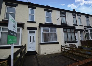 Thumbnail 2 bedroom terraced house for sale in Princess Road, Prestwich, Manchester