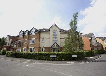 Thumbnail 3 bed flat for sale in Cedarwood Close, Manchester