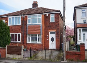 Thumbnail 2 bed semi-detached house for sale in Ansdell Drive, Manchester