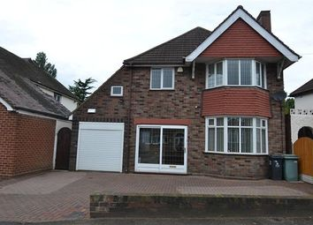 Thumbnail 4 bedroom detached house for sale in Bescot Drive, Walsall