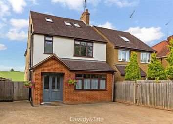 Thumbnail 5 bedroom detached house for sale in St. Albans Road, St Albans, Hertfordshire
