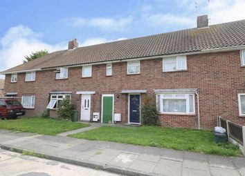 Thumbnail 3 bed terraced house to rent in Bellfield Close, Colchester, Essex