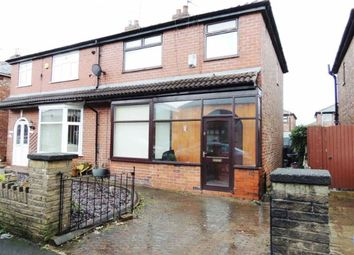 Thumbnail 3 bed semi-detached house for sale in Ruskin Road, Droylsden, Manchester