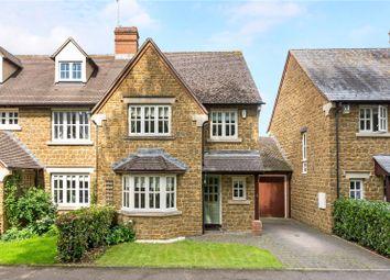 Thumbnail 3 bed semi-detached house for sale in Lake Walk, Adderbury, Banbury, Oxfordshire