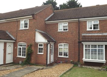 Thumbnail 2 bed terraced house for sale in The Paddocks, Potton