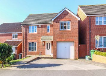 Thumbnail 5 bed detached house for sale in Speedwell Close, Pontprennau, Cardiff