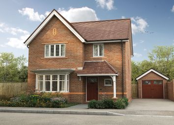 "Thumbnail 4 bedroom detached house for sale in ""The Wyatt"" at Wharford Lane, Runcorn"