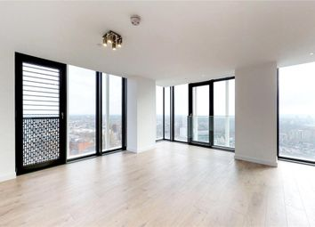 Thumbnail 2 bed flat to rent in Stratosphere Tower, Great Eastern Road, London