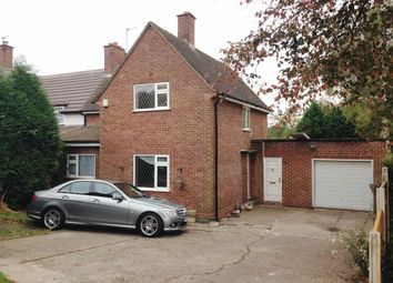 Thumbnail 3 bed semi-detached house to rent in Coleshill Road, Sutton Coldfield