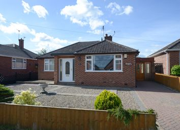 Thumbnail 2 bed detached bungalow for sale in Frances Drive, Wingerworth, Chesterfield