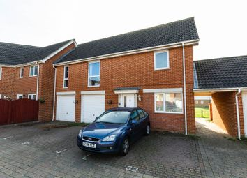Thumbnail 3 bed semi-detached house for sale in Costessey, Norwich