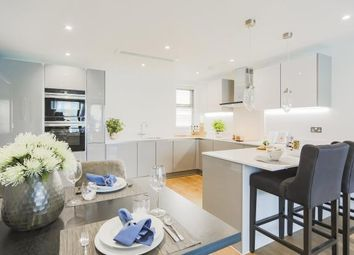 Thumbnail 2 bed flat for sale in Granville Road, Childs Hill, London