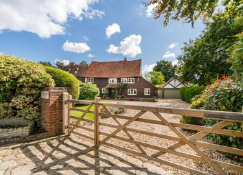 Thumbnail 4 bed barn conversion for sale in Newchapel Road, Lingfield