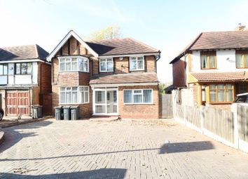 Thumbnail 5 bed detached house for sale in Gibson Road, Handsworth, West Midlands