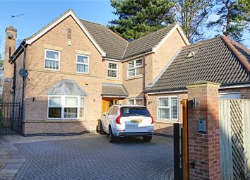 Thumbnail 5 bed detached house for sale in West Leys Road, Swanland, North Ferriby, East Riding Of Yorkshire