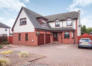 Thumbnail 4 bed detached house for sale in Peddie Place, Grangemouth