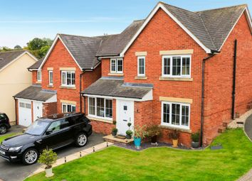 Thumbnail 4 bed detached house for sale in Westwood Cleave, Ogwell, Newton Abbot