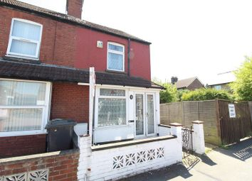Thumbnail 3 bedroom end terrace house for sale in Mostyn Road, Leagrave, Luton