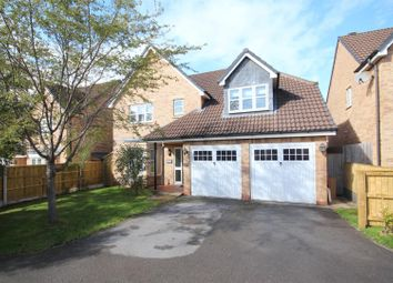 Thumbnail 4 bed detached house for sale in Grosvenor Drive, Littleover, Derby
