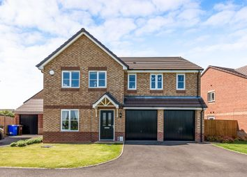 Thumbnail 5 bed detached house for sale in Jefferson Walk, Stafford
