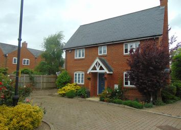 Thumbnail 4 bedroom detached house for sale in Forge End, Weston, Hitchin