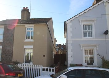 Thumbnail 3 bed semi-detached house for sale in Shaftesbury Road, Tunbridge Wells