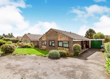 Thumbnail 3 bed detached bungalow for sale in Hall Rise, Darley Dale, Matlock