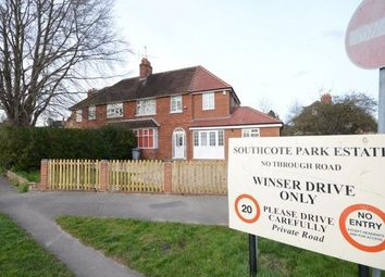 Thumbnail 3 bed terraced house for sale in Winser Drive, Reading