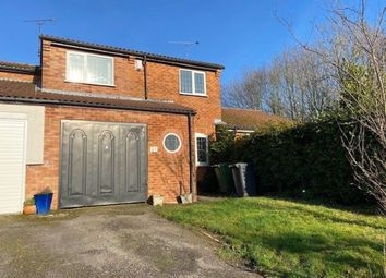 Thumbnail 3 bed terraced house to rent in Scafell, Brownsover, Rugby