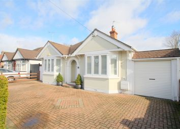 Thumbnail 3 bed detached bungalow for sale in Ashford Crescent, Ashford, Surrey