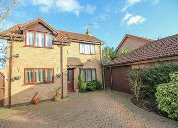 Thumbnail 3 bedroom detached house for sale in Amesbury Lane, Oakwood, Derby