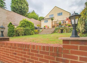 Thumbnail 4 bed detached house for sale in Okus Road, Old Town, Swindon