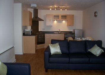 Thumbnail 2 bed flat to rent in Delamere Court, St Mary's Street, Cheshire