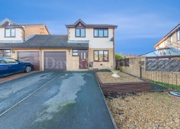 Thumbnail 3 bed detached house for sale in Blossom Close, Langstone, Newport.