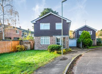 3 bed detached house to rent in Heatherview Close, North Baddesley, Southampton SO52