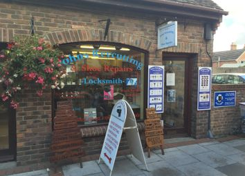 Thumbnail Commercial property to let in Key Cutting & Shoe Repairs, Wareham